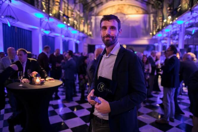 Bosco de Gispert, gold member status of IR Global