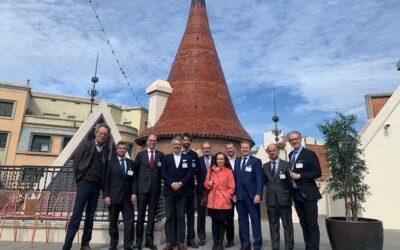 Primer encuentro de IR Global Iberian firms