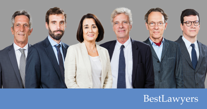Best Lawyers 2021 has recognised six of our partners